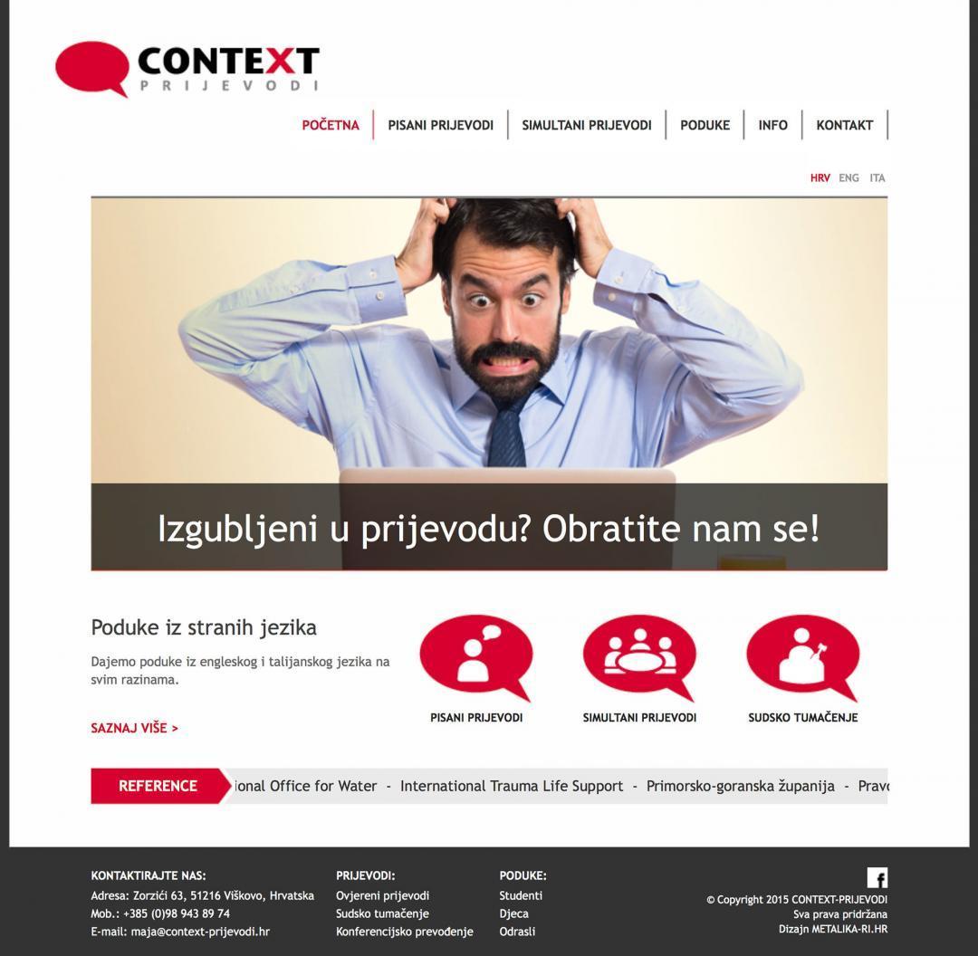 webmajstori context prijevodi